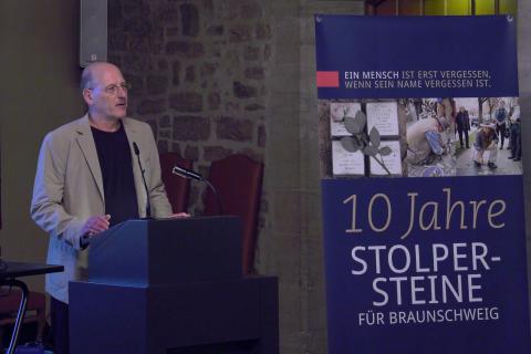 10 Jahre Stolpersteine für Braunschweig