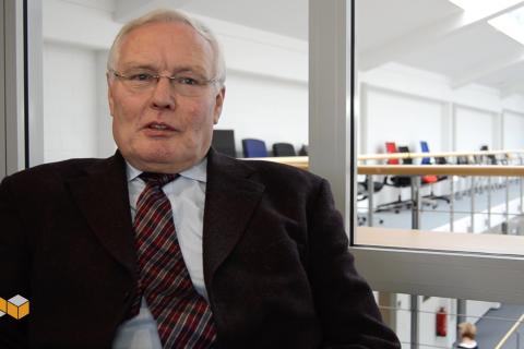 Interview mit Wolfgang Balkenohl