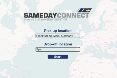 SAMEDAYconnect
